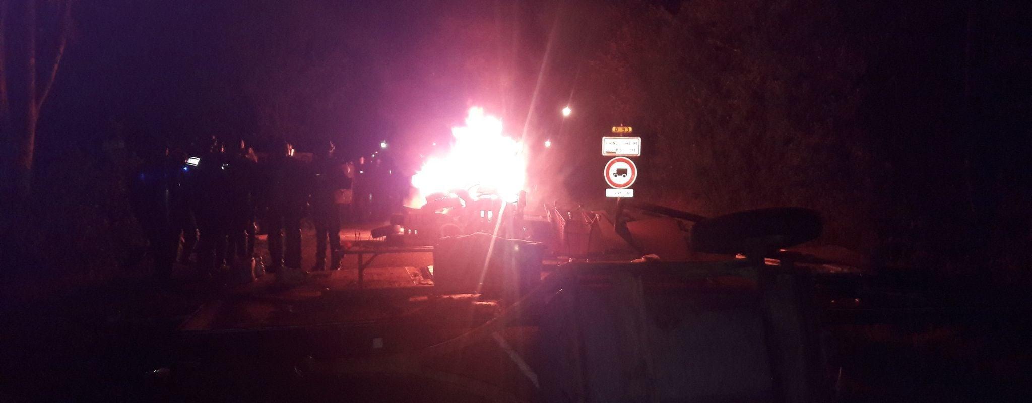 GCO : la ZAD de Kolbsheim a été évacuée lundi matin