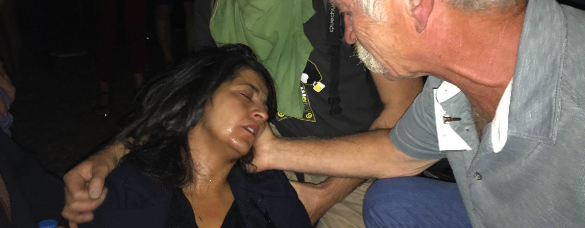 La députée européenne Karima Delli blessée par des gaz lacrymogènes à la ZAD de Kolbsheim