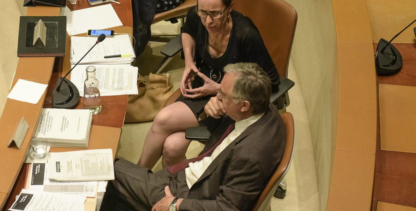 Fabienne Keller : «Les perspectives pour Strasbourg manquent de cohérence»