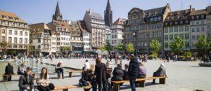 Voici comment Strasbourg s'est réchauffée d'un degré depuis 2000
