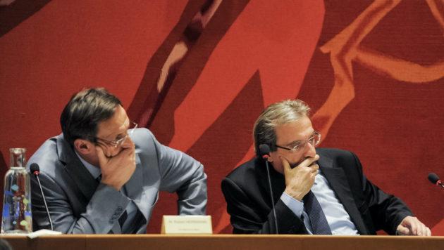 Débats et négociations ardus en perspective pour le tandem strasbourgeois avec la mise en place d'une zone à faible émission (photo Pascal Bastien / divergence)