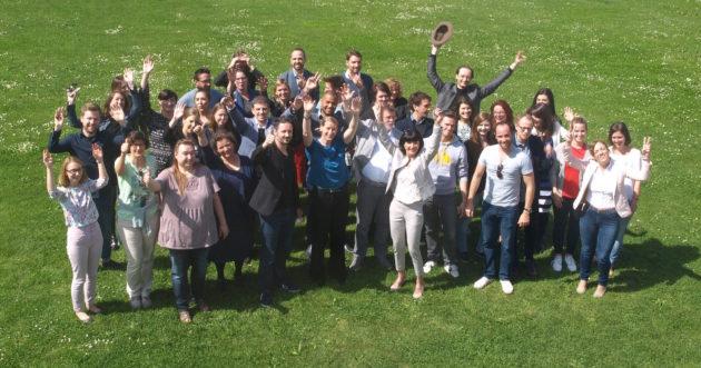 Le CEC à Kehl compte 45 personnes au total, dont une trentaine de juristes. (Photo CEC / DR)