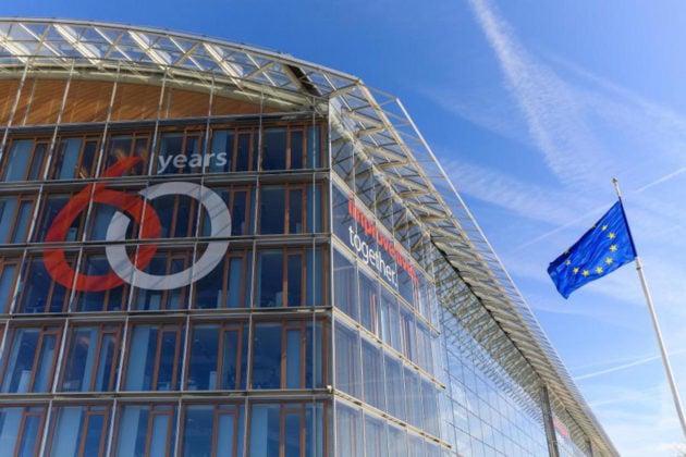 La Banque européenne d'investissements fête ses 60 ans cette année (Photo EIB)