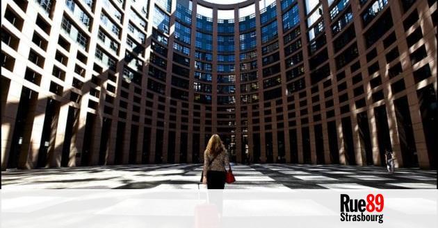 Bataille du siège » du Parlement européen : Strasbourg perd un point