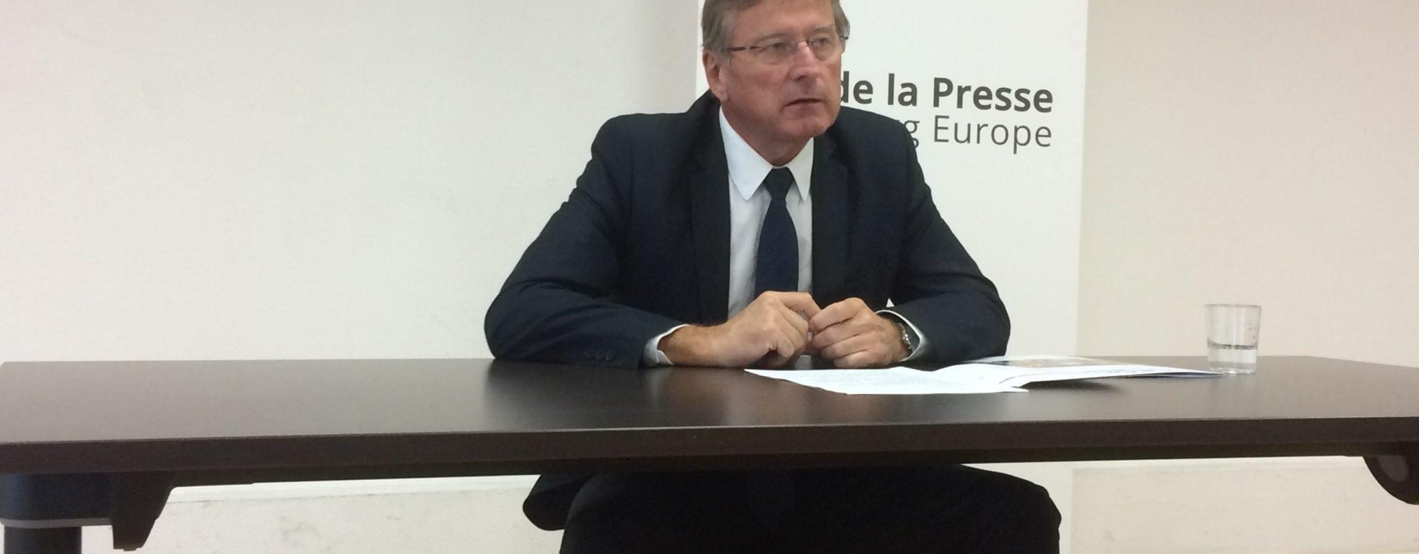 Pour le président du Ceser, Strasbourg ne peut rester capitale du Grand Est avec un département Alsace puissant