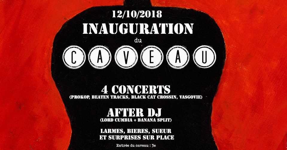 Ouverture du caveau du bar Le Local: des concerts et des DJs vendredi