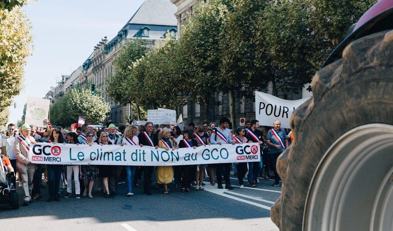 GCO : 200 élus appellent Emmanuel Macron à rencontrer les grévistes de la faim