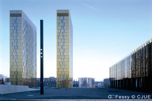 La Cour de justice de l'UE a infligé un sérieux revers au siège du Parlement européen à Strasbourg (Photo G. Fessy / CJUE / cc)