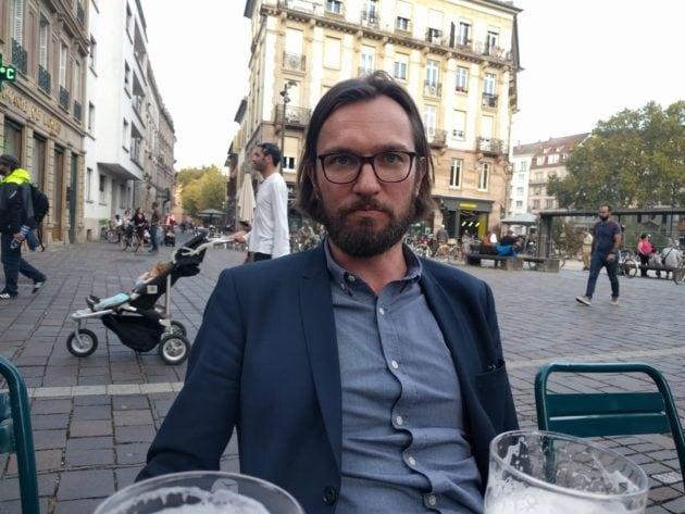 Stéphane Roth a l'intention de rééquilibrer les moyens de Musica entre la production et les publics (Photo PF / Rue89 Strasbourg / cc)