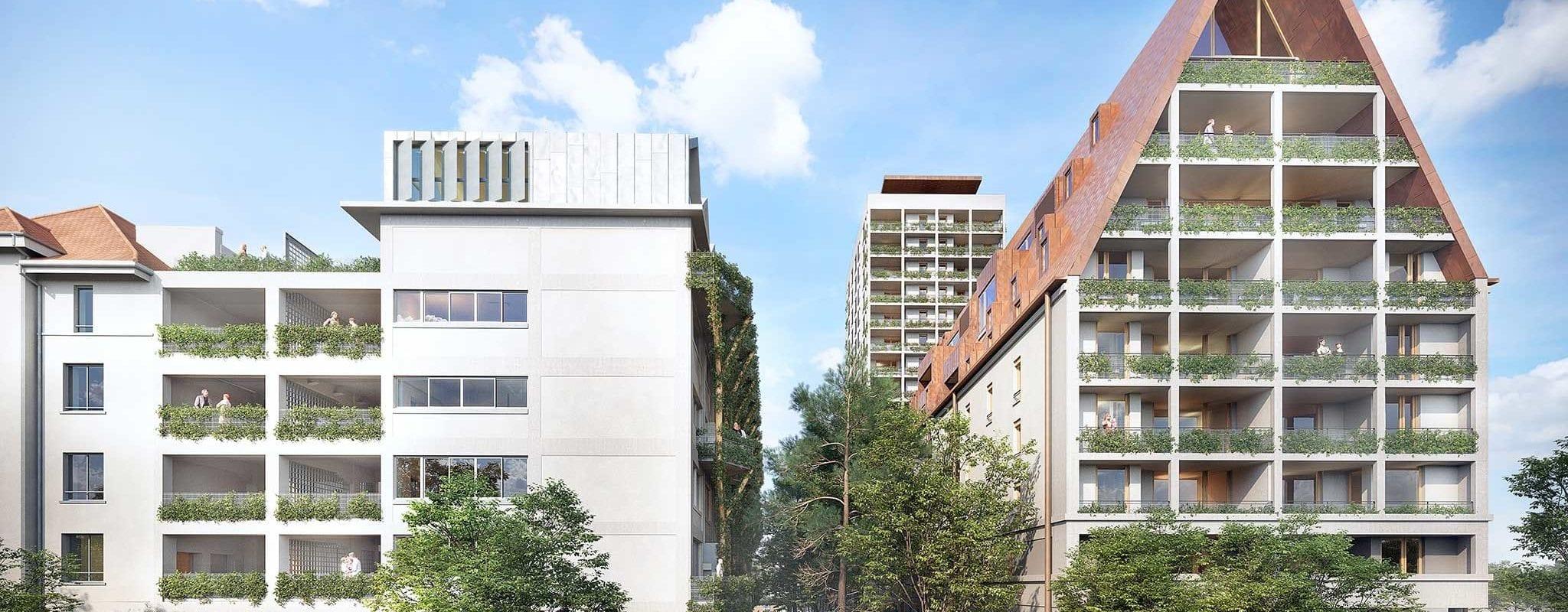 Au quartier Coop, un peu d'économie sociale et solidaire, entre bureaux et logements