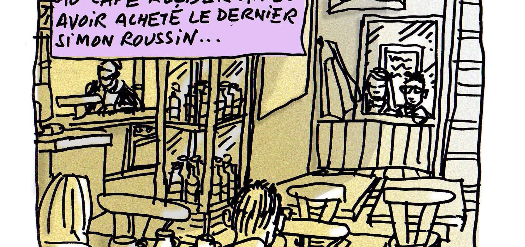 Au Café Kléber…