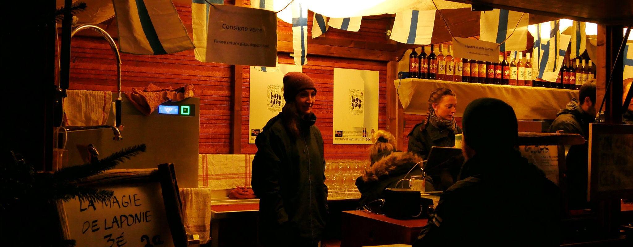 La Finlande au Marché de Noël: «C'est comme si on vendait de la choucroute sans parler d'Alsace»