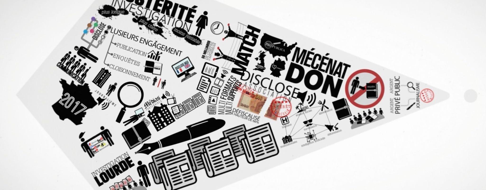 L'information est un bien public, soutenez le lancement de Disclose