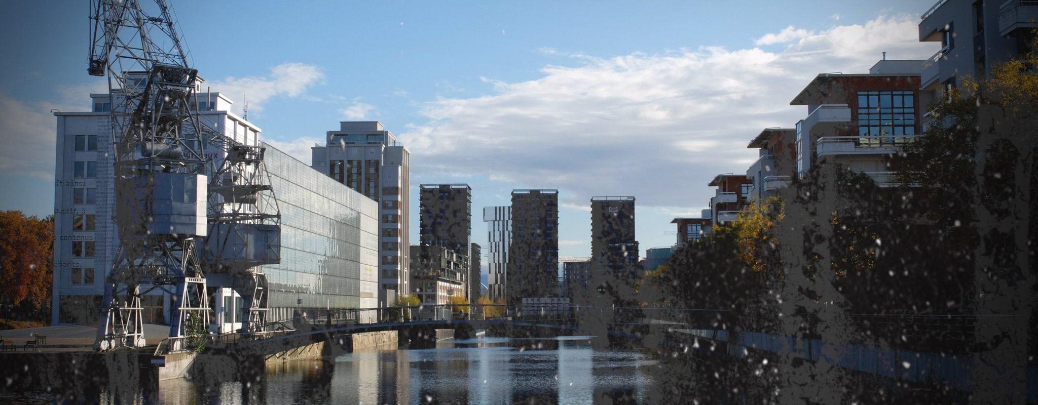 Comment le centre de Strasbourg se déplace vers le sud