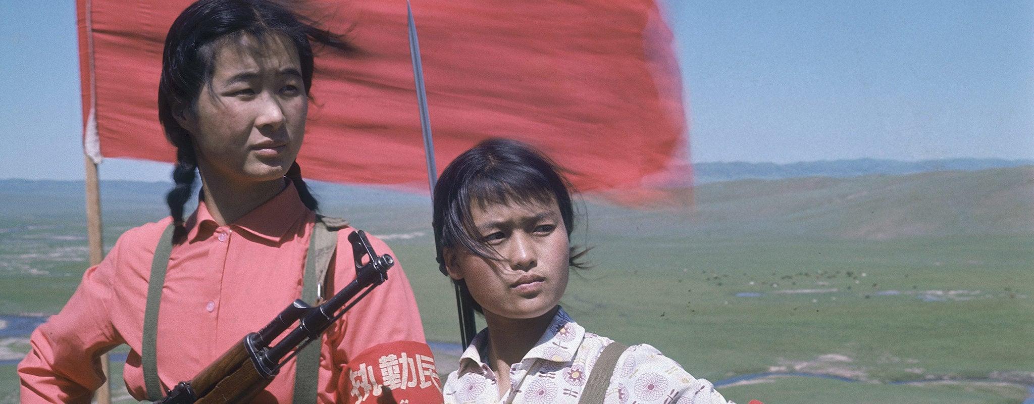 Zhu Xianmin, l'oeil de la Révolution Culturelle, à La Chambre jusqu'à Noël