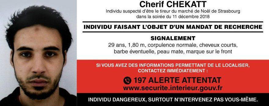 Chérif Chekatt : du détenu «ancré dans la violence» au pratiquant intégriste