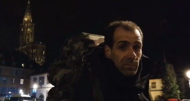Didier, témoin de l'attaque