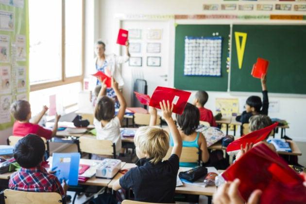 Strasbourg repasse à la semaine de 4 jours dans ses écoles (Photo Pascal Bastien / Rue89 Strasbourg)