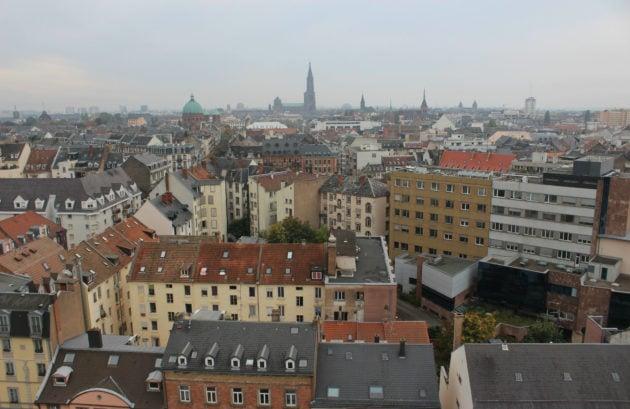 La municipalité s'apprête à acter ses dépenses pour 2019 (photo JFG / Rue89 Strasbourg)