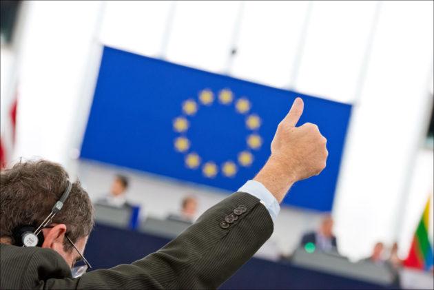 Les décisions prises à Strasbourg et Bruxelles sont complexes à relier aux préoccupations quotidiennes (Photo Parlement européen / cc)