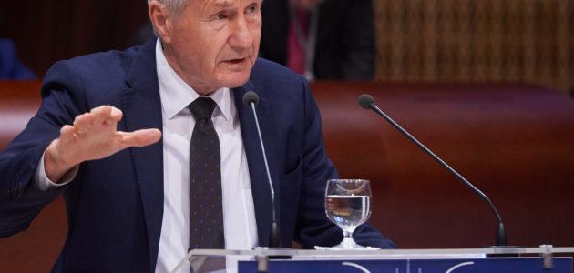 Le Conseil de l'Europe s'offre une chance de résoudre la crise avec la Russie