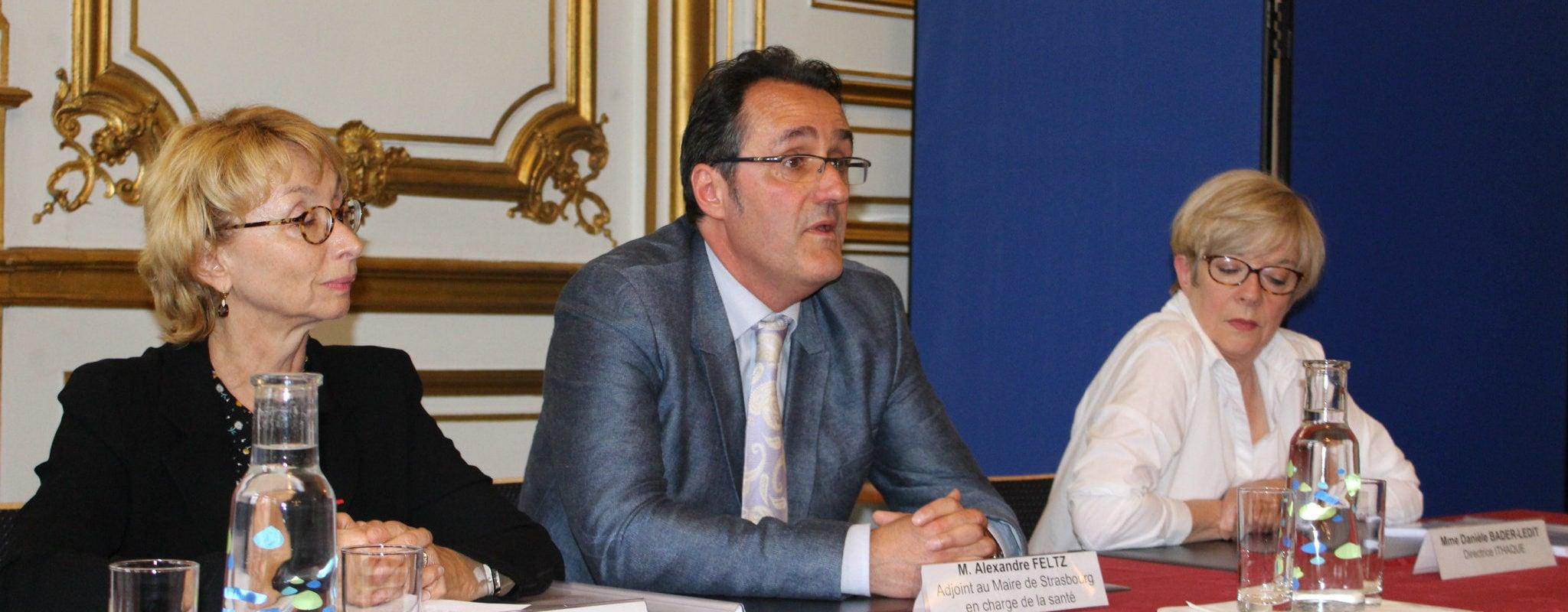 L'adjoint au maire Alexandre Feltz rejoint Place publique