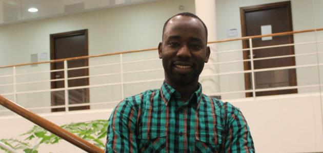 Réfugié et étudiant à Strasbourg, après le Soudan et Calais, voici mon histoire