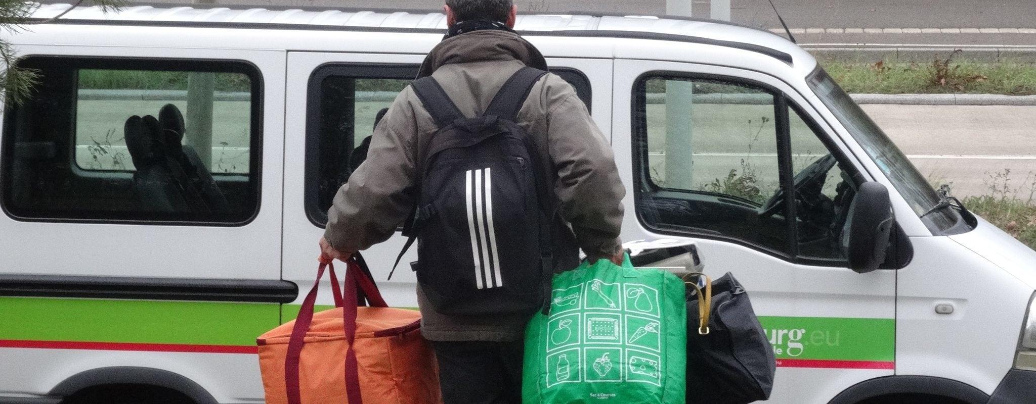 117 migrants mis à l'abri dans un gymnase pour l'hiver
