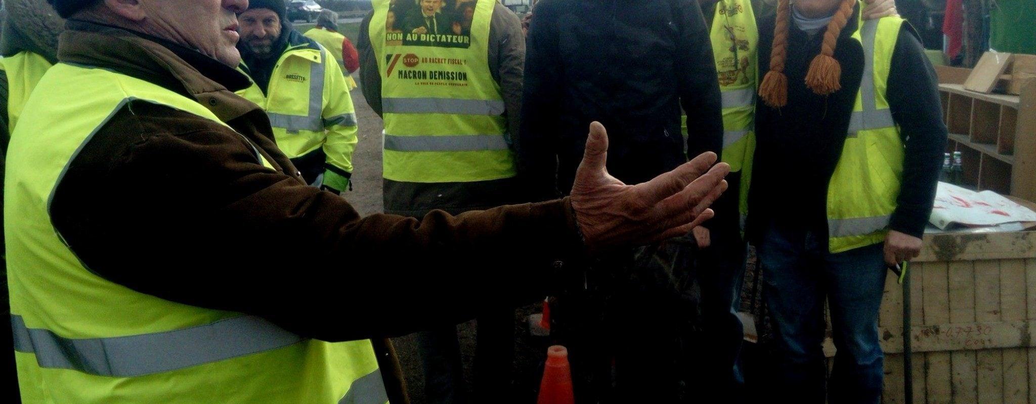 À Soultz, les Gilets jaunes restent à distance de la consultation nationale
