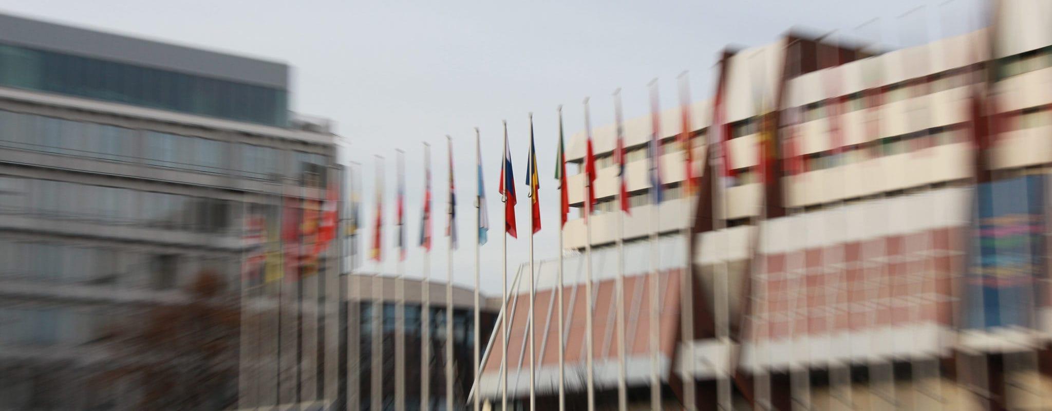 Sur fond de crise avec la Russie, le spectre d'un plan social au Conseil de l'Europe