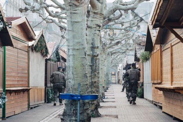 Quel Marché de Noël à Strasbourg en 2019 après l'attentat du 11 décembre ? (Photo Abdesslam Mirdass)