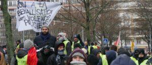 Acte IX à Strasbourg : le point sur les plaintes et les condamnations de Gilets jaunes