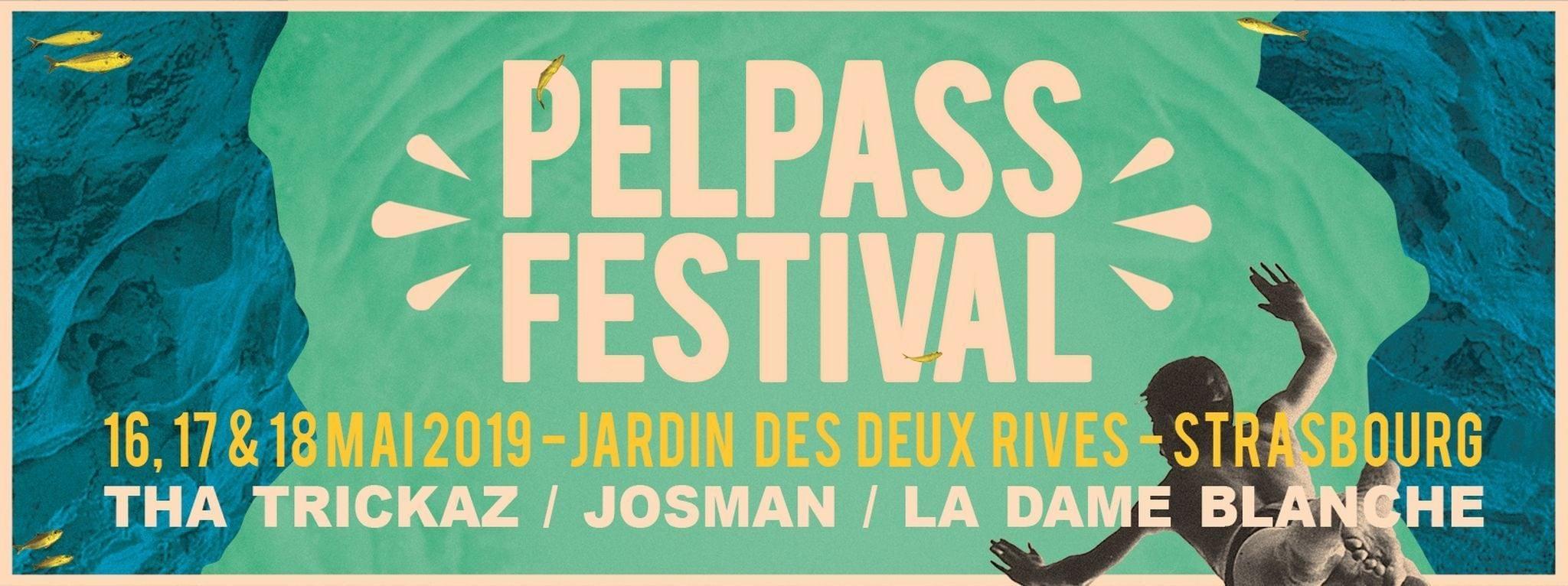 Tha Trickaz, Josman et La Dame Blanche au menu du Pelpass Festival 2019