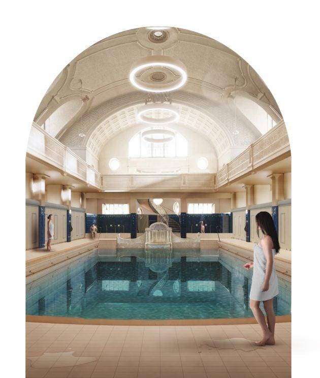 Le petit bassin (Photo Luxigon / SPL Deux-Rives / doc remis)