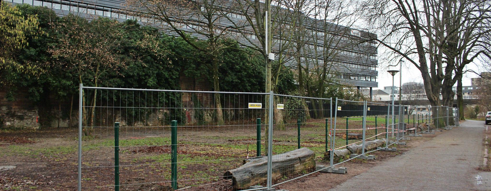 Contre les tentes de sans-abris, Strasbourg verrouille ses espaces verts
