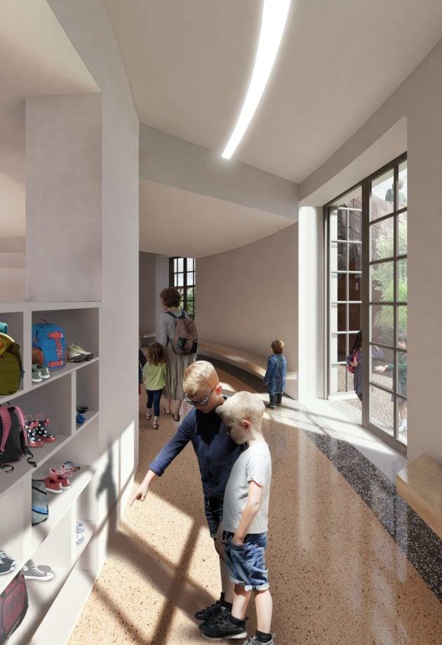 Écoles et groupes pourront être accueillis dans des espaces dédiés (Photo Luxigon / SPL Deux-Rives / doc remis)