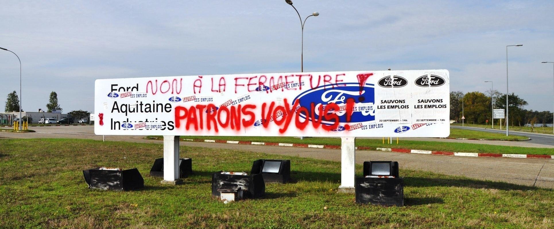 Ford rejette la nouvelle proposition de Punch pour l'usine de Bordeaux