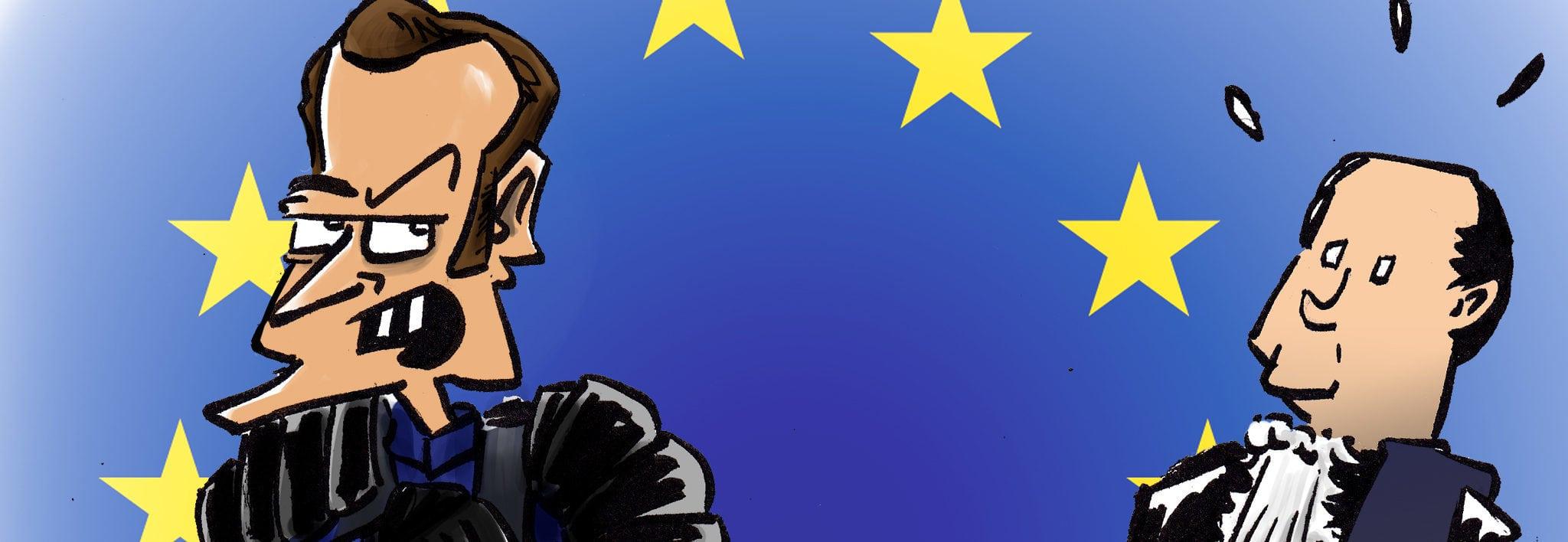 Qui viendra sauver le Conseil de l'Europe de la crise budgétaire?