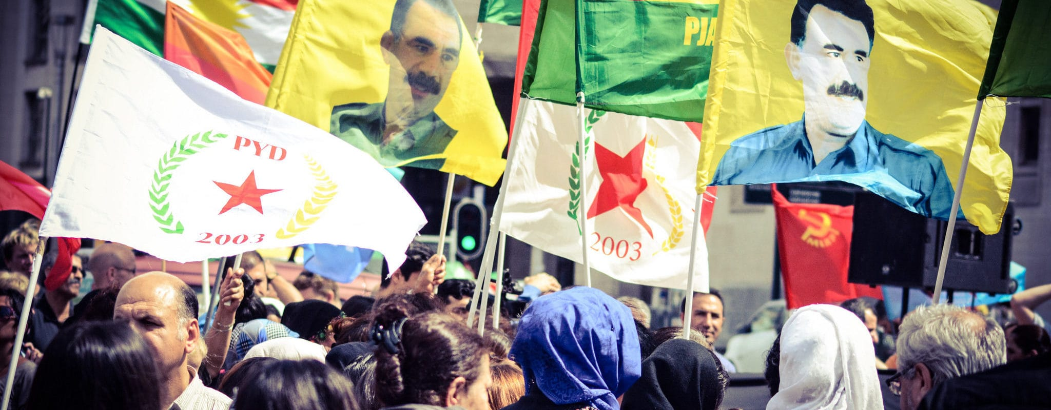 12000 Kurdes attendus à Strasbourg samedi