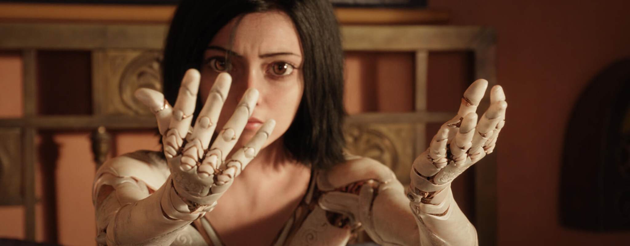 Alita : Battle Angel, le spectacle de la candeur
