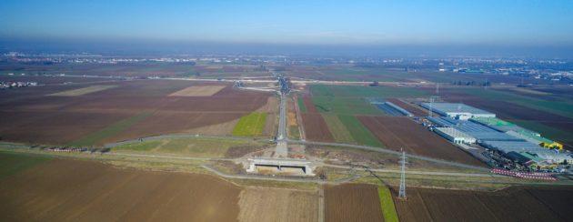 Un pont doit permettre d'enjamber la rocade sud et d'atteindre Geispolsheim (Photo Adrien Adloff / Doc remis)