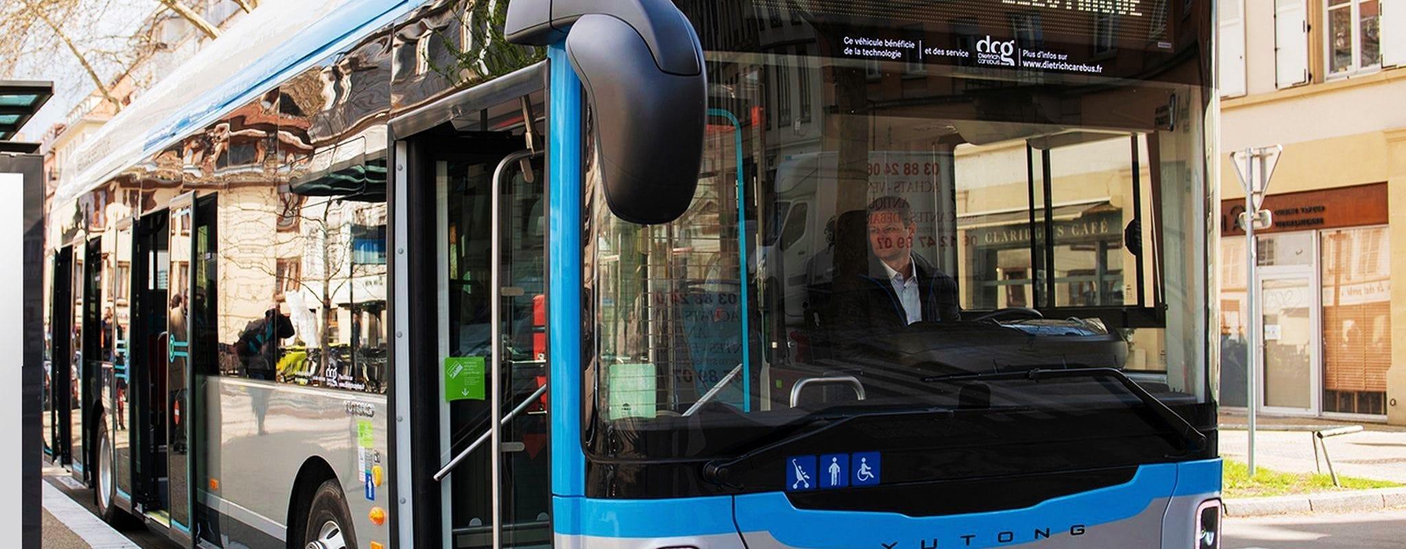 La CTS équipe sa ligne 10 de bus électriques chinois