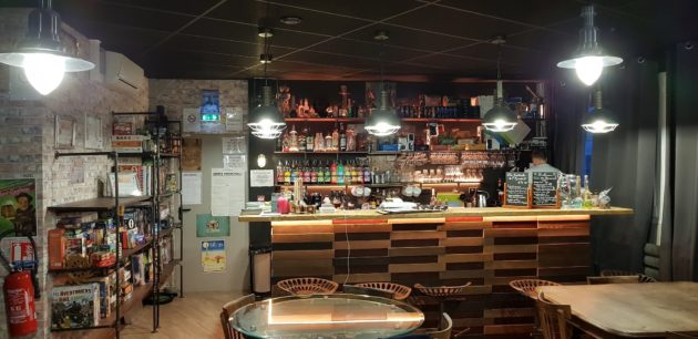 Bar à jeux DoOze