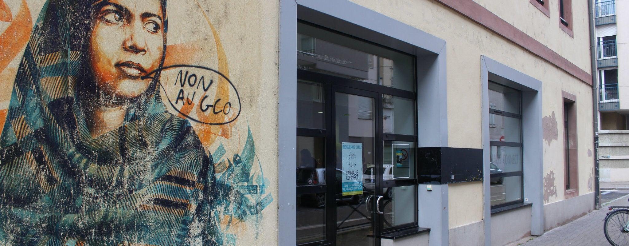 Pour les perdus d'internet, Emmaüs ouvre un lieu d'accueil