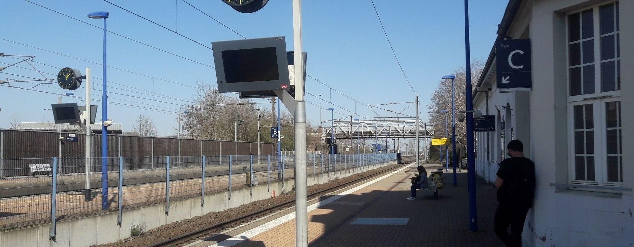 Rupture d'alimentation des aiguillages, annulations et retards de trains à Strasbourg