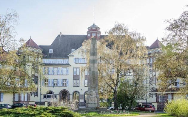 Le foyer Charles Frey à Strasbourg fait partie des 17 Maisons d'Enfants à Caractère Social du Bas-Rhin (Photo Valentin R. / Wiimedia commons)