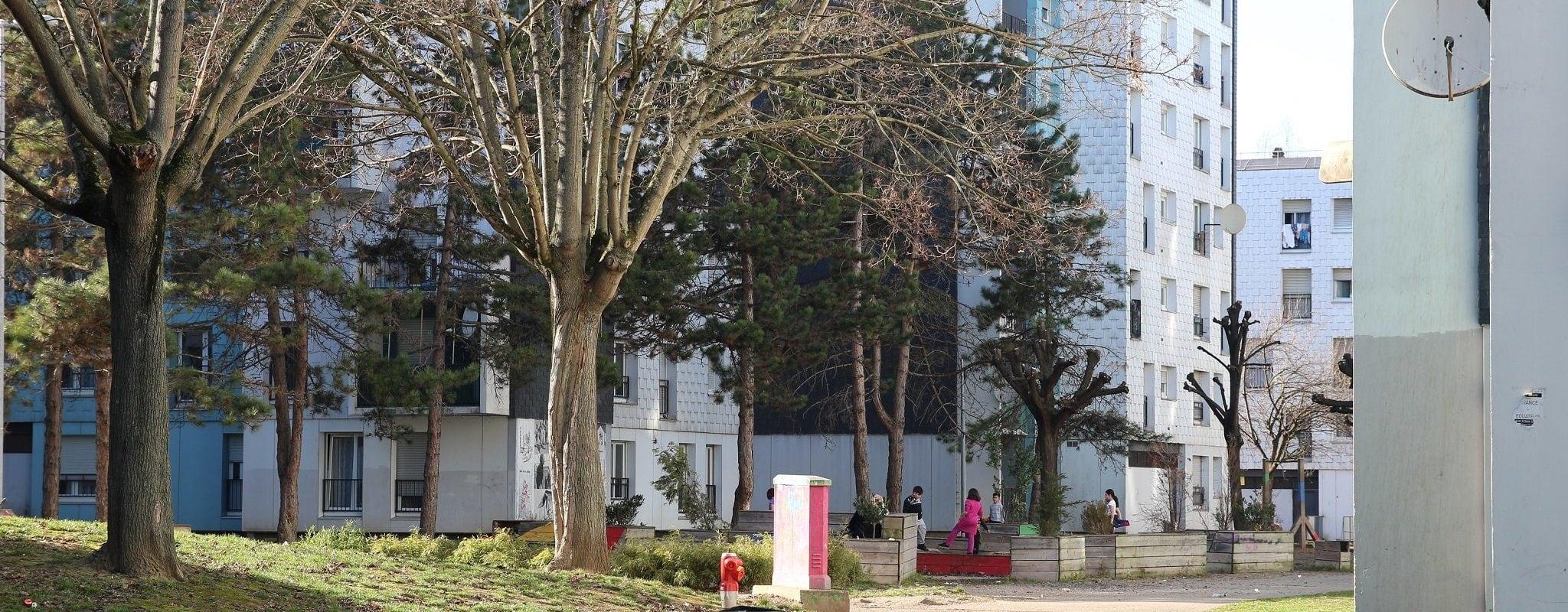 Hautepierre : la rénovation des mailles Brigitte et Éléonore se prépare