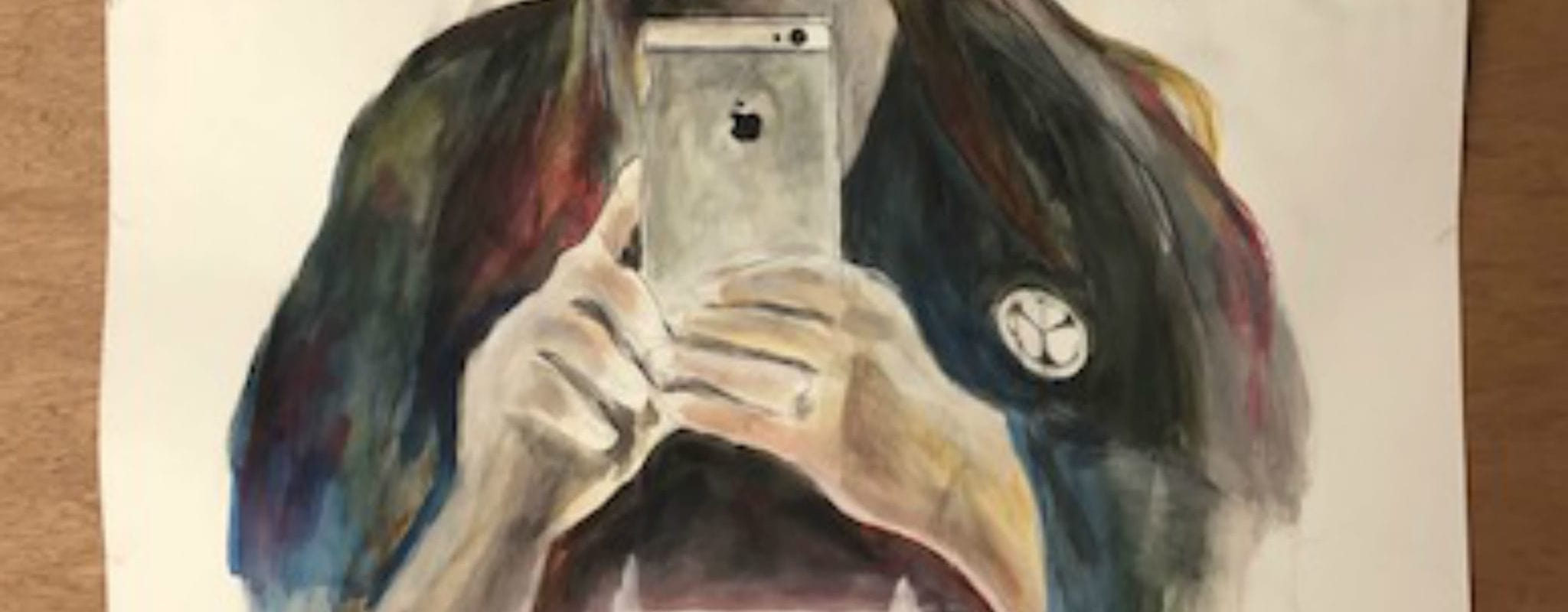 Tire-moi le portrait : l'art contemporain, le selfie et le narcissisme au Séchoir de Mulhouse