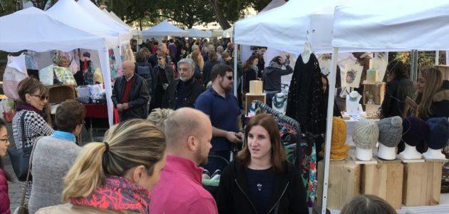 Le Marché des créateurs revient place de Zurich dans une version augmentée