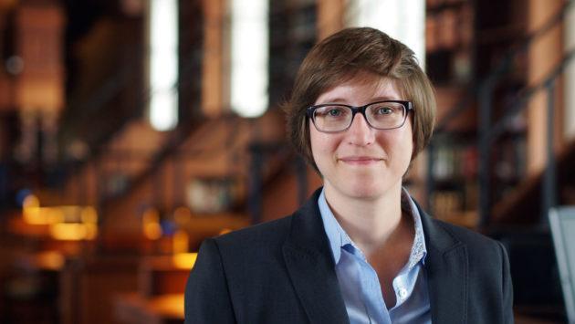 Julia Reda a été élue au Parlement européen en 2014. (Photo domaine public)